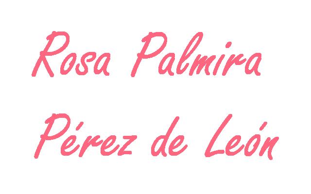 Rosa Palmira Pérez de León-01